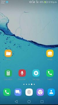 Theme for Panasonic P55 Max screenshot 1
