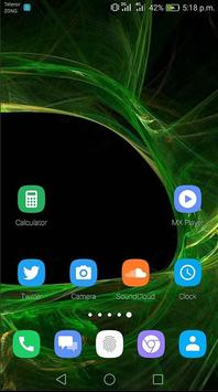 Theme for Panasonic P55 Max screenshot 2