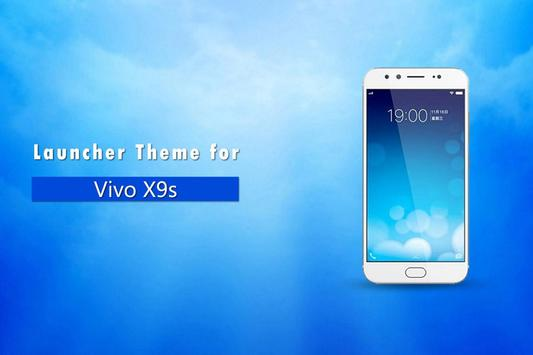 Theme for Vivo X9s poster