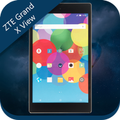 Theme for ZTE Grand X view icon