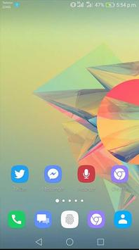 Theme for ZTE Grand X view apk screenshot