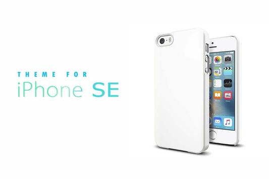 Theme for iPhone SE poster