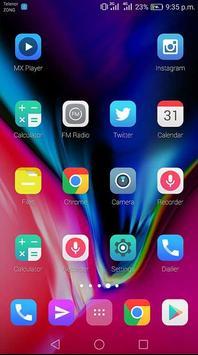 Theme for iPhone 8 Plus X apk screenshot