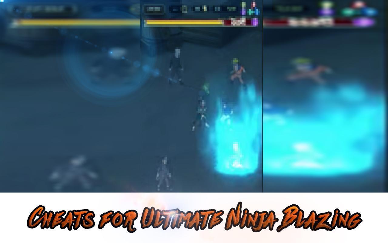 Cheats for Naruto Ultimate Ninja Blazing for Android - APK