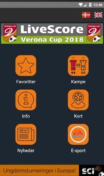 Verona Cup poster