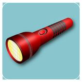 Tourch Strobe Color LED HD Disco Flashlight icon