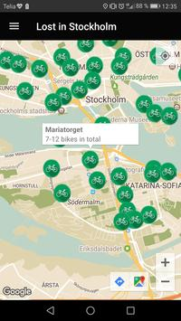 Lost in Stockholm screenshot 2
