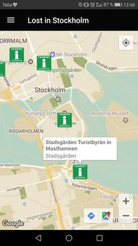 Lost in Stockholm screenshot 4
