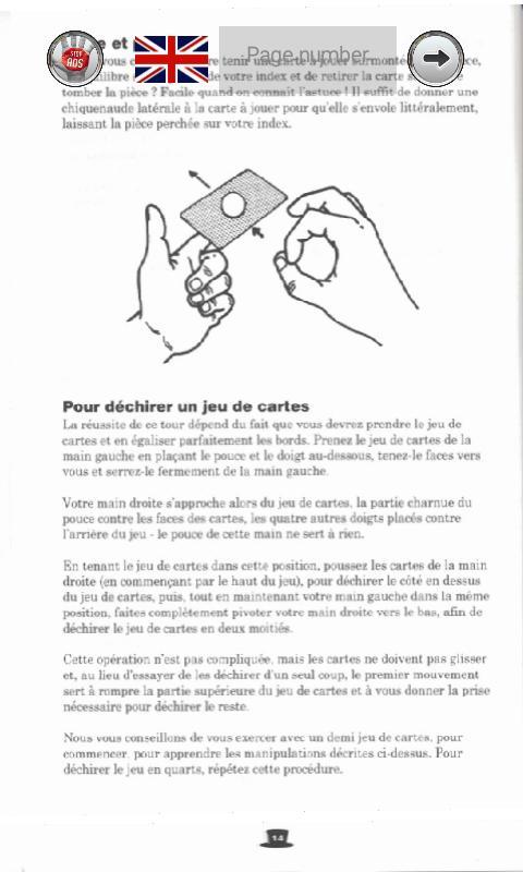 Tours De Magie Avec Les Cartes For Android Apk Download