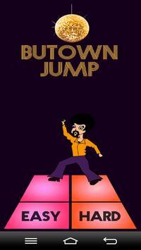 Butown Jump poster