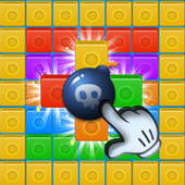 Toy Cubes - Match 3 Blast Game icon