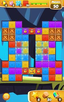 Toy Cubes - Match 3 Blast Game screenshot 5