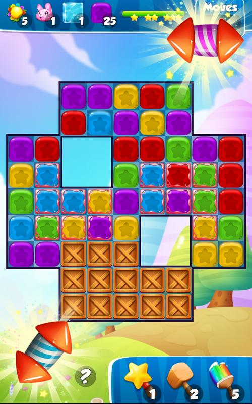 Blast Toys Pop : Toy pop blast cubes crush apk download free puzzle game