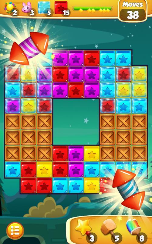 Blast Toys Pop : Toy blast pop cubes crush apk ダウンロード 無料 パズル ゲーム android 用