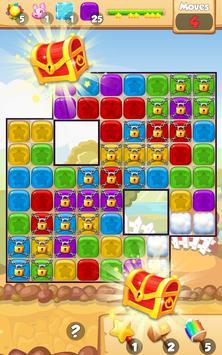 Toy Puzzle Blast: Logic Cubes Pop Blocks poster