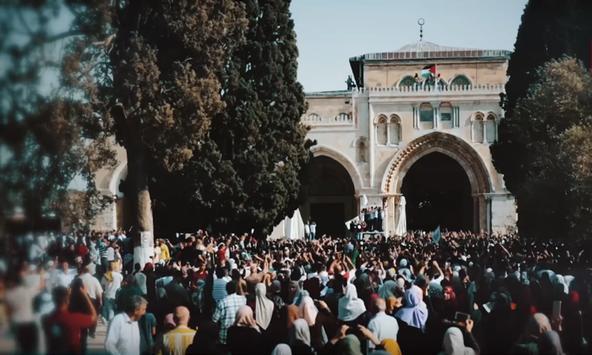 هنا القدس - جديد فريق طيور الجنة بدون انترنيت screenshot 3