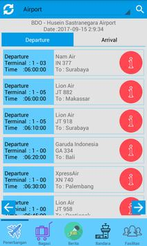 Flight Schedule screenshot 1