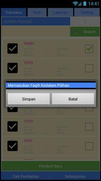 Manajemen Usaha ( MAJU ) screenshot 5