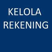Kelola Rekening icon