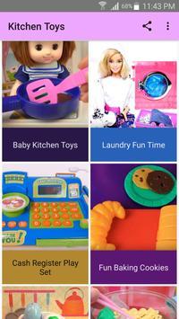 Kitchen Fun Toys poster
