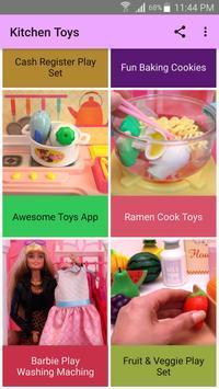 Kitchen Fun Toys screenshot 1