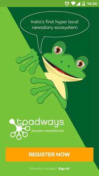 toadways poster