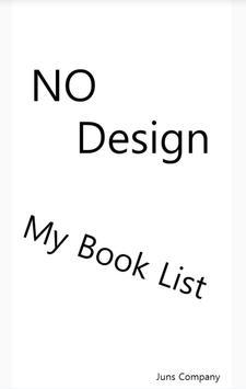 MybookList poster