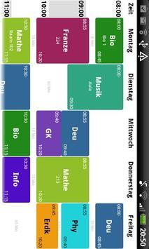 School Schedule Deluxe Retro screenshot 7