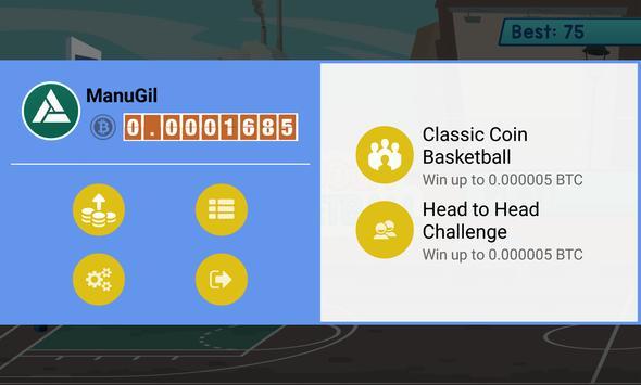 Bitcoin Basketball screenshot 5