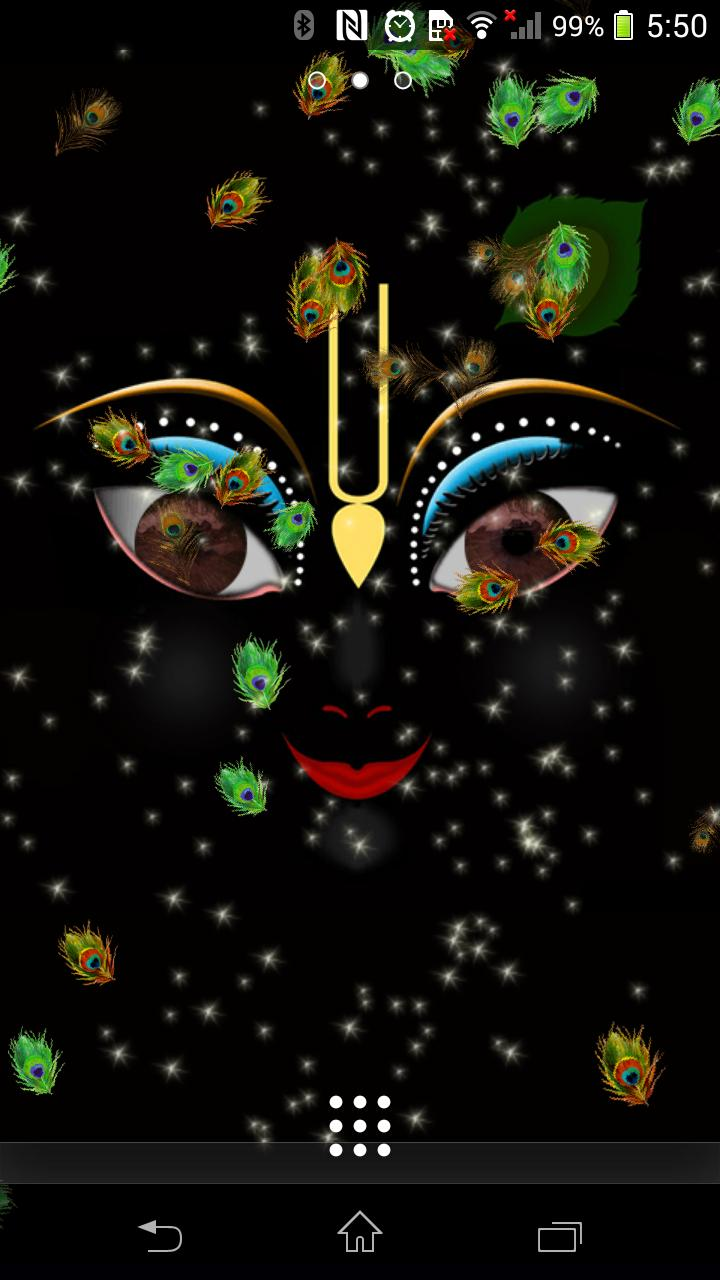 Lord Krishna 3d Eye Wallpaper For Android Apk Download