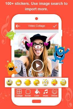Photo Video Collage Maker apk screenshot