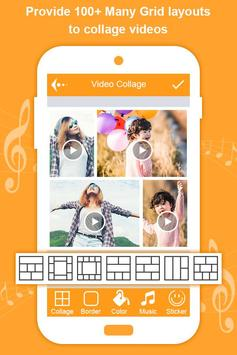 Photo Video Collage Maker poster