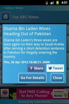 Today's News apk screenshot