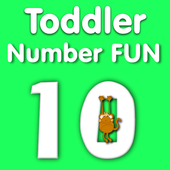 Toddler Number FUN! icon