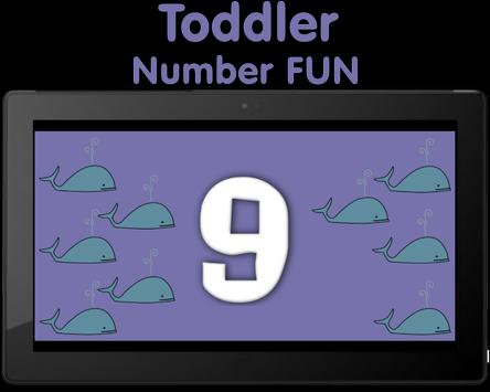Toddler Number FUN! screenshot 14