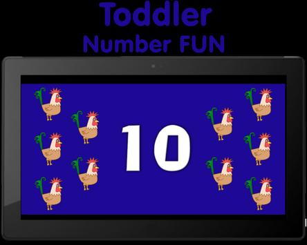 Toddler Number FUN! screenshot 15