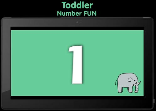 Toddler Number FUN! screenshot 16