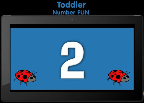 Toddler Number FUN! screenshot 17