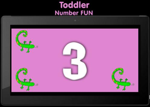Toddler Number FUN! screenshot 18