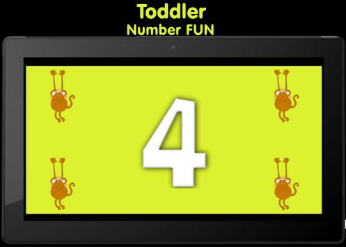 Toddler Number FUN! screenshot 19