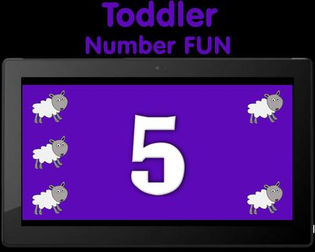 Toddler Number FUN! screenshot 10