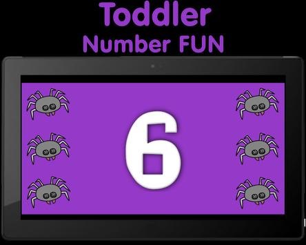 Toddler Number FUN! screenshot 11