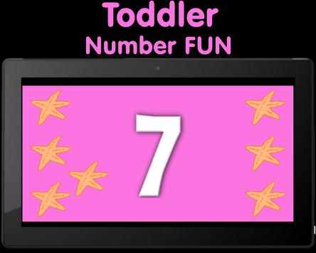 Toddler Number FUN! screenshot 12