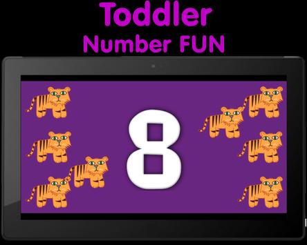 Toddler Number FUN! screenshot 13