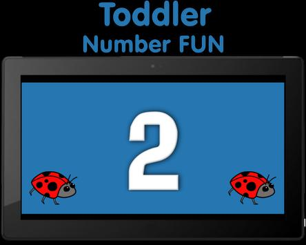 Toddler Number FUN! screenshot 1