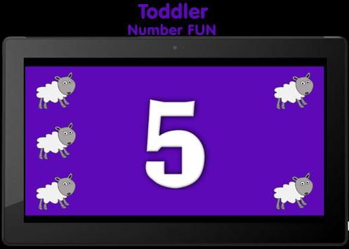 Toddler Number FUN! screenshot 20