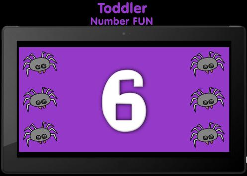 Toddler Number FUN! screenshot 21