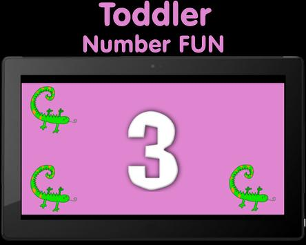 Toddler Number FUN! screenshot 2