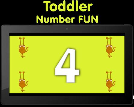 Toddler Number FUN! screenshot 3