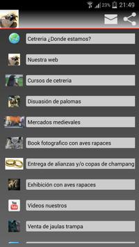 Cetreria screenshot 8